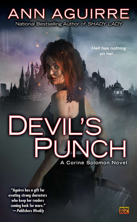 Devil's Punch by Ann Aguirre