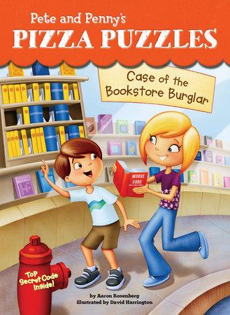 Case of the Bookstore Burglar #3 by Aaron Rosenberg