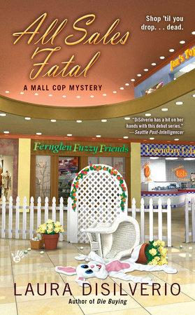 All Sales Fatal by Laura DiSilverio