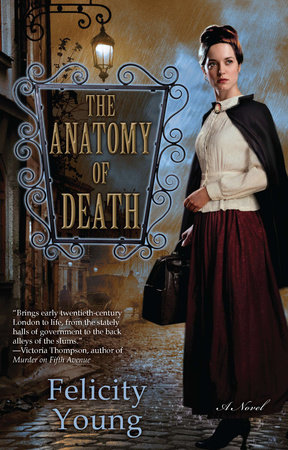 The Anatomy of Death by Felicity Young