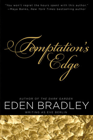 Temptation's Edge by Eden Bradley