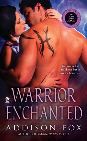 Warrior Enchanted by Addison Fox