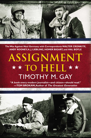 Assignment to Hell by Timothy M. Gay