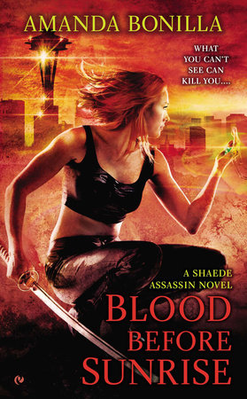 Blood Before Sunrise by Amanda Bonilla