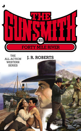 The Gunsmith #369 by J. R. Roberts