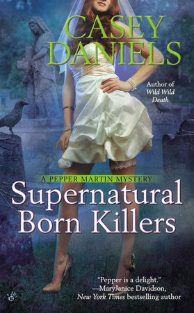 Supernatural Born Killers by Casey Daniels