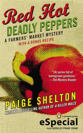 Red Hot Deadly Peppers by Paige Shelton