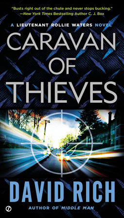 Caravan of Thieves by David Rich
