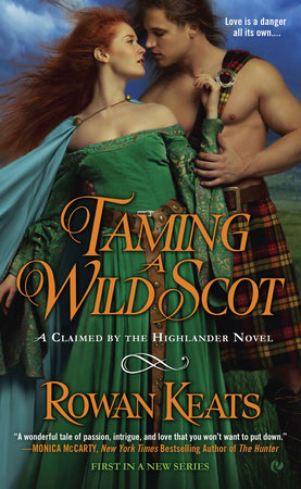 Taming a Wild Scot by Rowan Keats