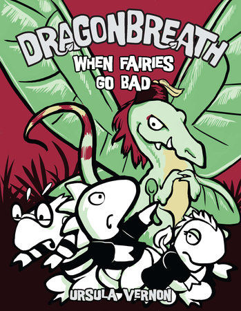 Dragonbreath #7 by Ursula Vernon