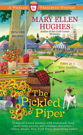 The Pickled Piper by Mary Ellen Hughes
