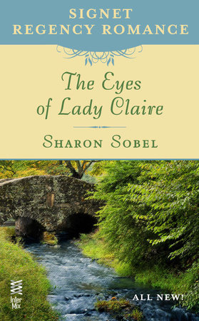 The Eyes of Lady Claire by Sharon Sobel