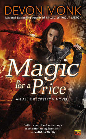Magic for a Price by Devon Monk