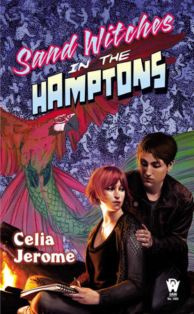 Sand Witches in the Hamptons by Celia Jerome