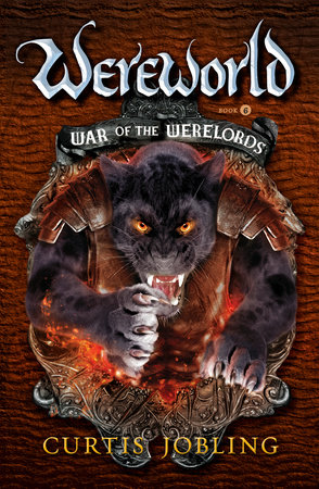 War of the Werelords by Curtis Jobling
