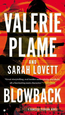 Blowback by Valerie Plame and Sarah Lovett