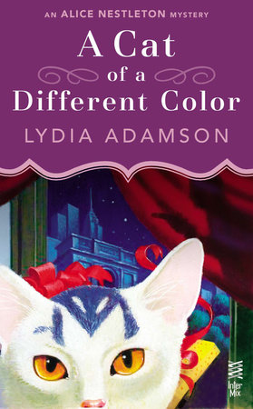 A Cat of a Different Color by Lydia Adamson