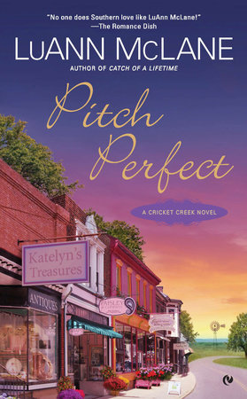 Pitch Perfect by LuAnn McLane