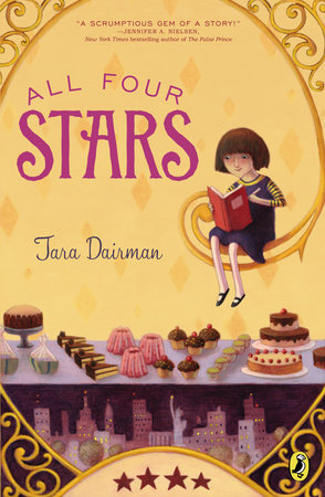 All Four Stars by Tara Dairman