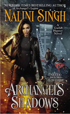 Archangel's Shadows by Nalini Singh