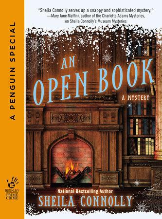 An Open Book: A Mystery