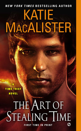 The Art of Stealing Time by Katie Macalister