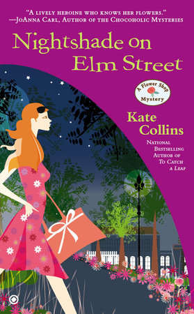 Nightshade on Elm Street by Kate Collins