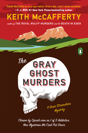 The Gray Ghost Murders by Keith McCafferty