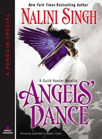Angels' Dance by Nalini Singh