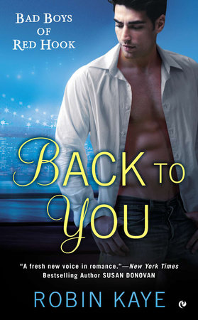 Back to You by Robin Kaye