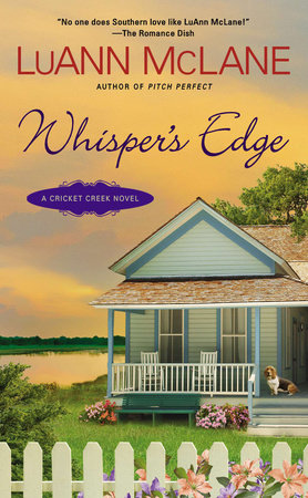 Whisper's Edge by LuAnn McLane