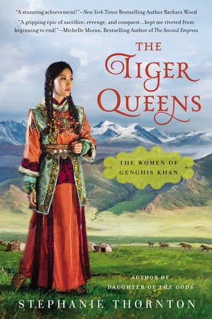 The Tiger Queens by Stephanie Thornton
