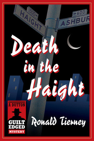 Death in the Haight by Tierney Ronald