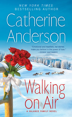Walking On Air by Catherine Anderson