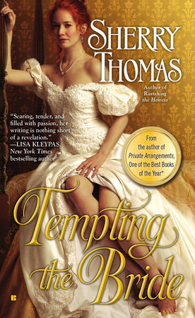 Tempting the Bride by Sherry Thomas