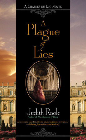 A Plague of Lies by Judith Rock