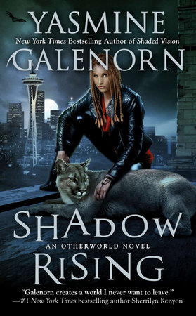 Shadow Rising by Yasmine Galenorn