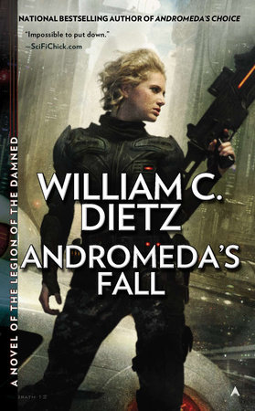 Andromeda's Fall by William C. Dietz