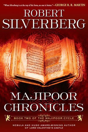 Majipoor Chronicles by Robert K. Silverberg