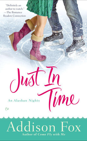 Just In Time by Addison Fox