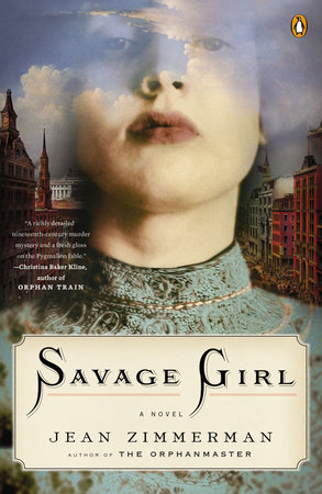 Savage Girl by Jean Zimmerman
