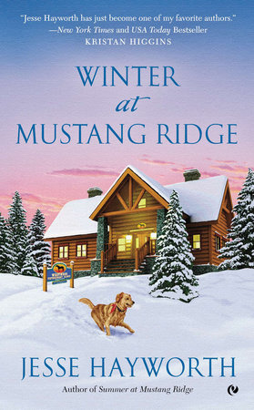 Winter at Mustang Ridge by Jesse Hayworth and Jessica Andersen