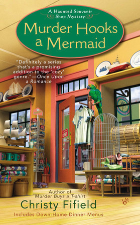 Murder Hooks a Mermaid by Christy Fifield