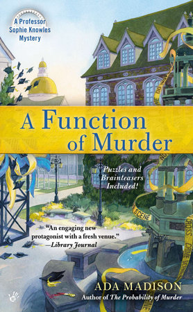 A Function of Murder by Ada Madison