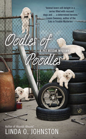 Oodles of Poodles by Linda O. Johnston