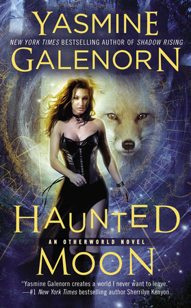 Haunted Moon by Yasmine Galenorn