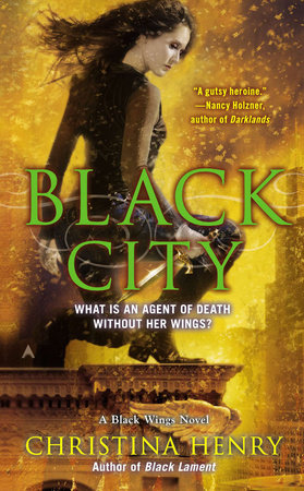 Black City by Christina Henry