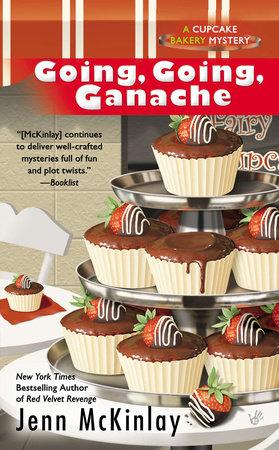 Going, Going, Ganache by Jenn McKinlay