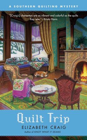 Quilt Trip by Elizabeth Craig