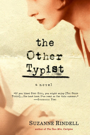 The Other Typist Free Preview by Suzanne Rindell